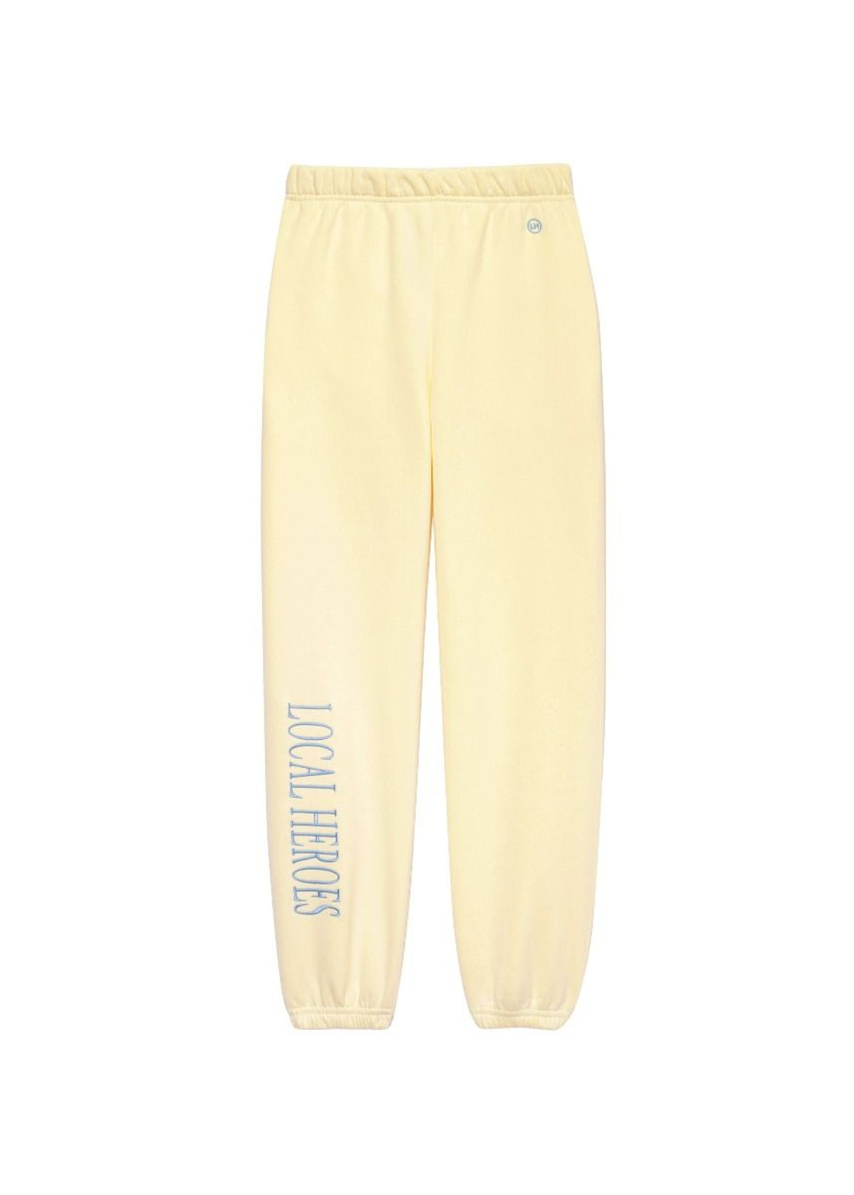 LH 2013 Cream Sweatpants from Local Heroes.