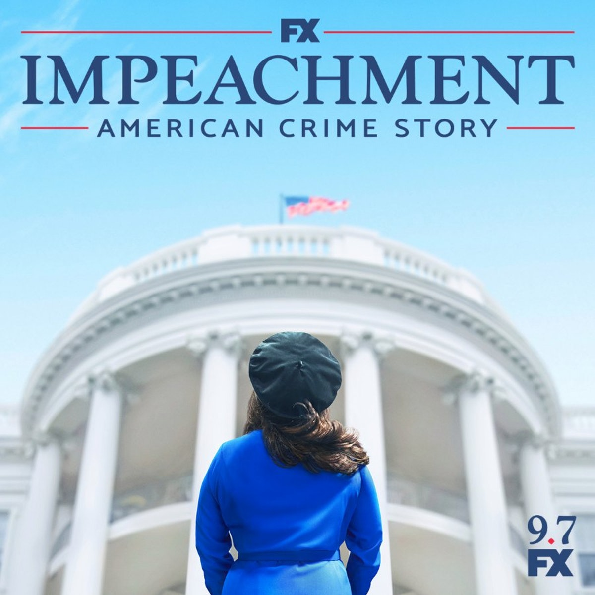 'Impeachment: American Crime Story' official poster