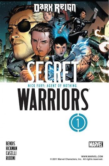 Secret Warriors Marvel