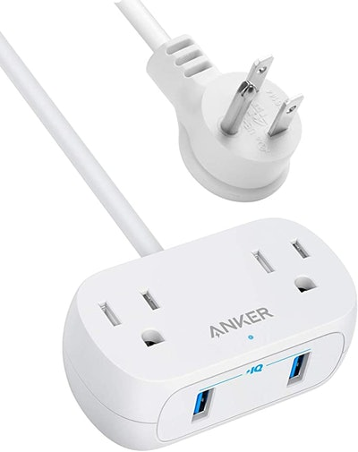 Anker Power Cord with USB PowerExtend