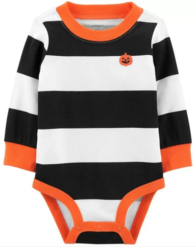 Striped Halloween Collectible Bodysuit