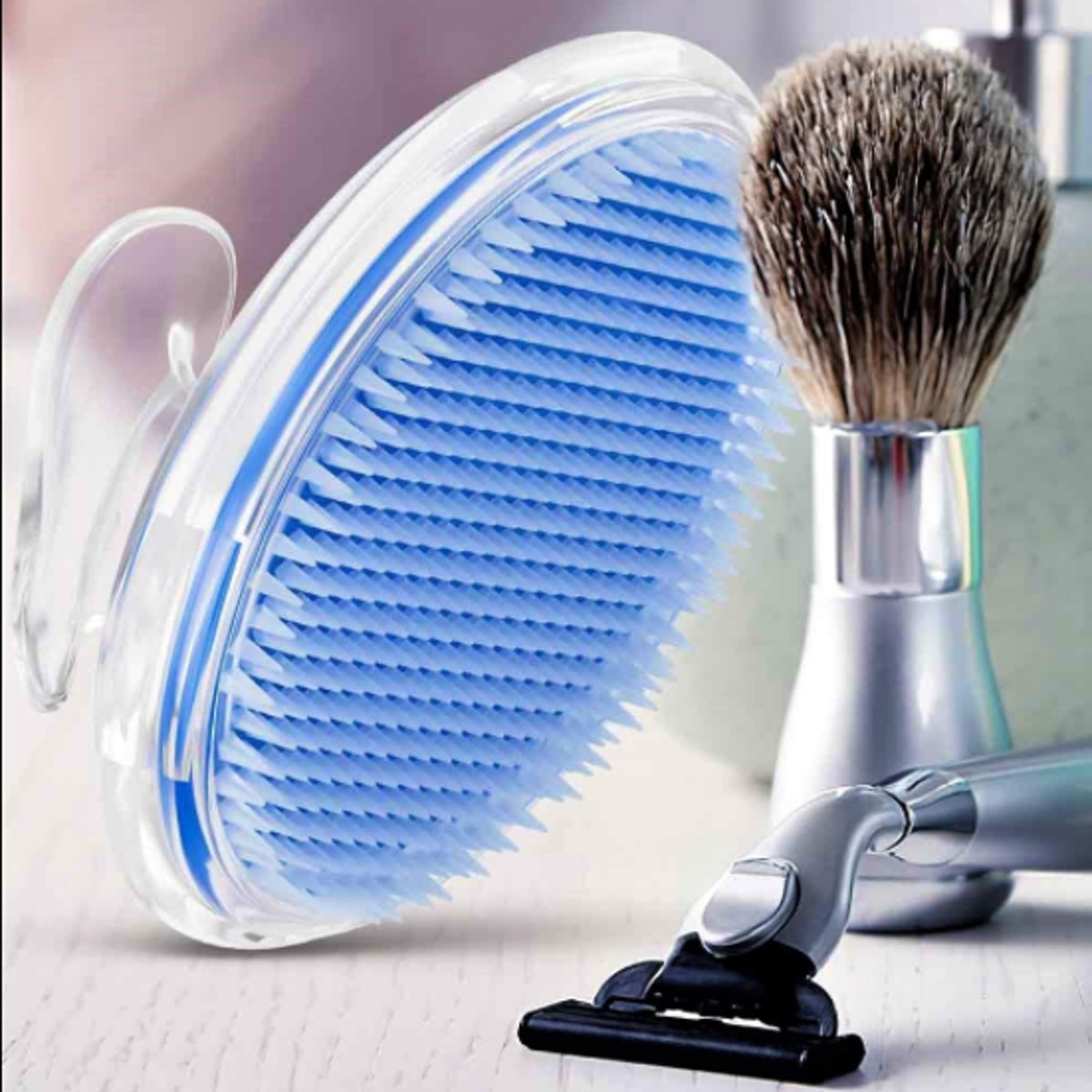 Dylonic Exfoliating Brush for Razor Bumps