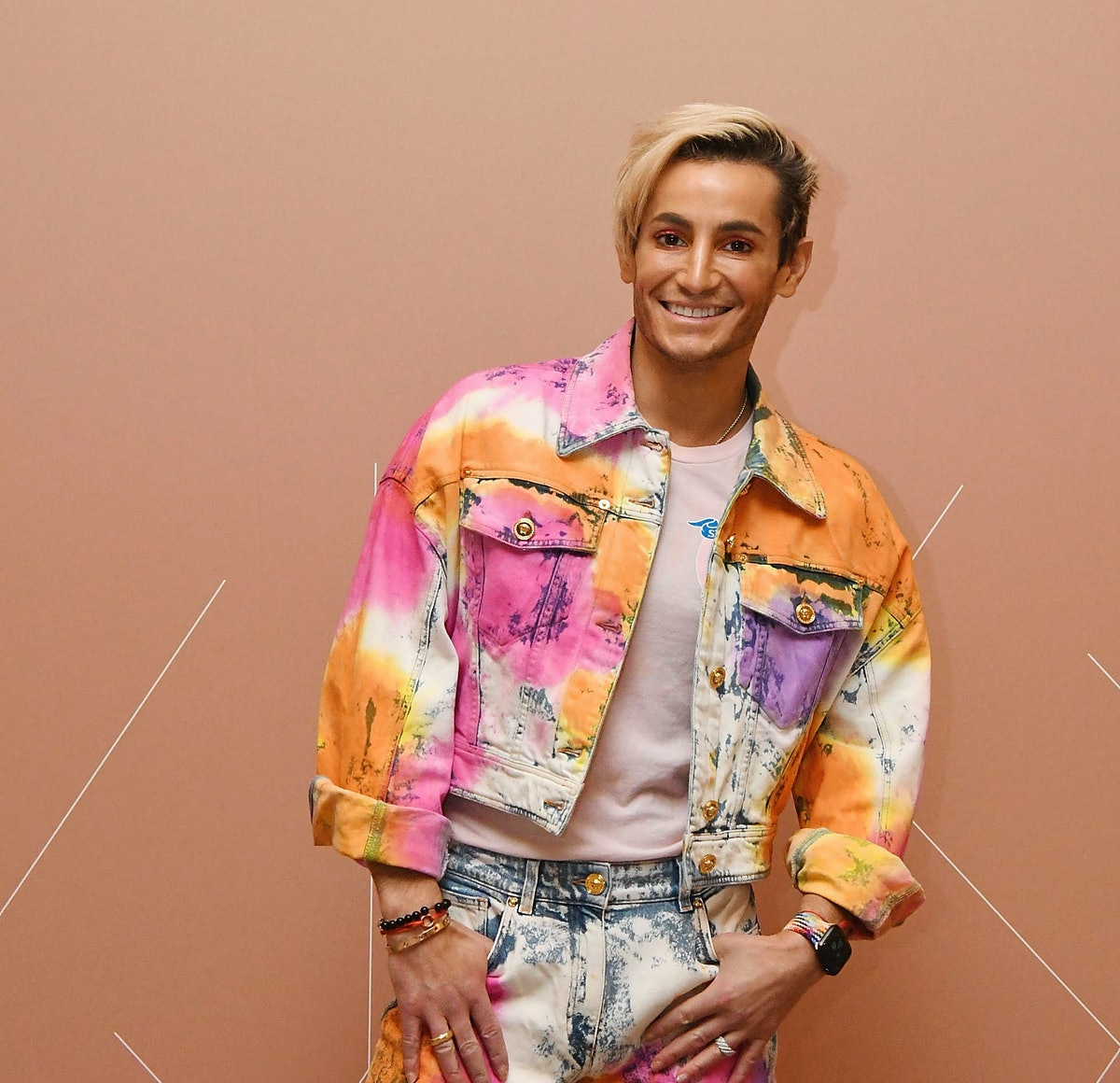Frankie Grande keeps his skin looking clear and healthy with a surprisingly simple skin care routine