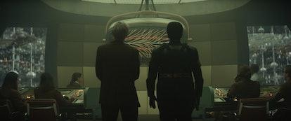 The Season 1 finale of 'Loki' saw the unleashing of the Multiverse. Photo via Marvel Studios