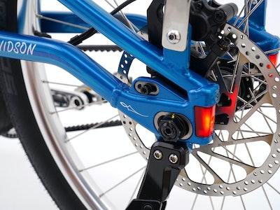 Serial 1 Mosh/Chopper e-bike