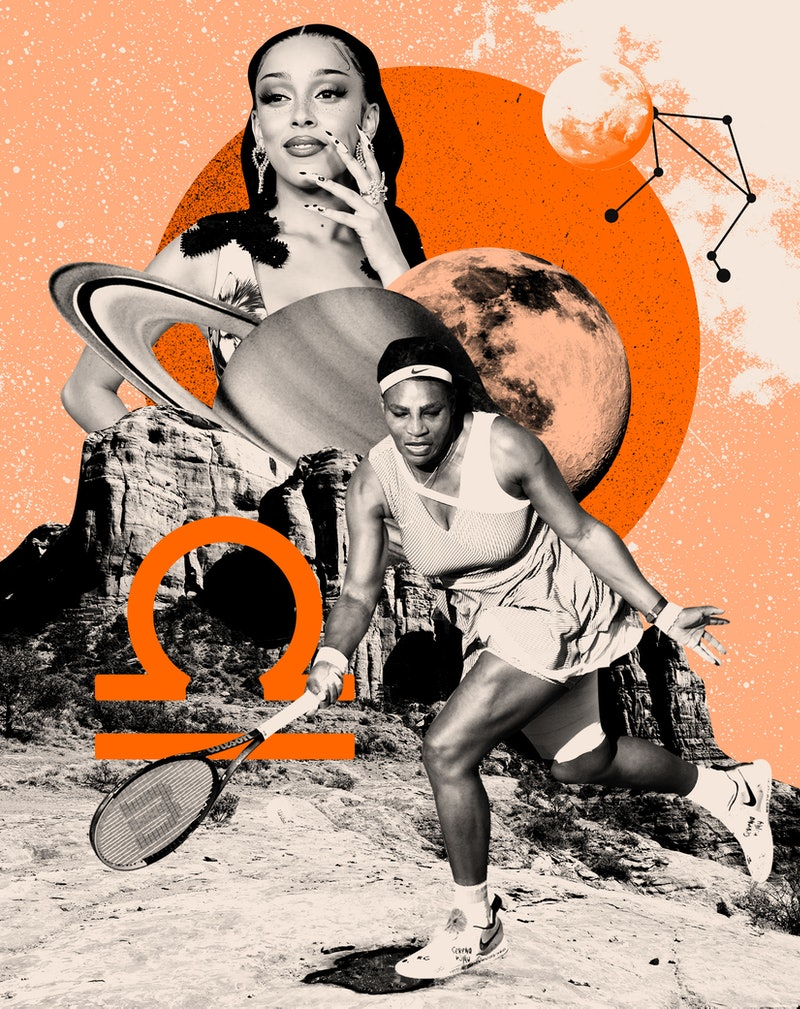 An astrologer breaks down the major differences between September Libras and October Libras.