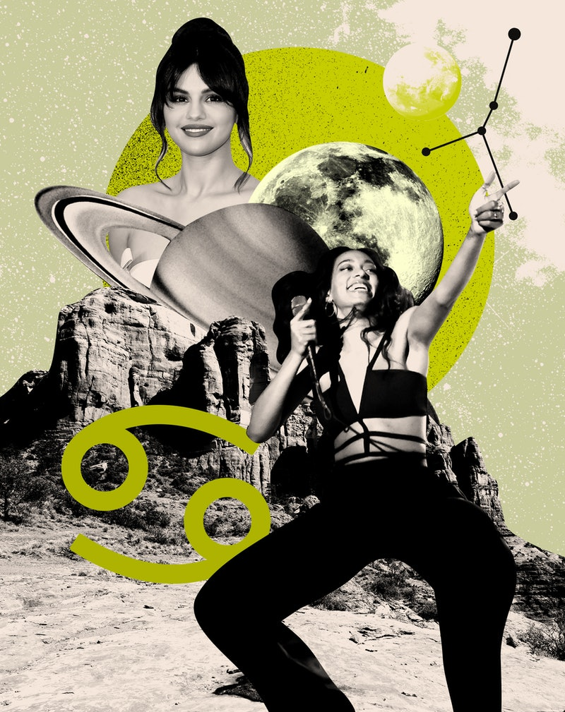 An astrologer breaks down the major differences between June Cancers and July Cancers.
