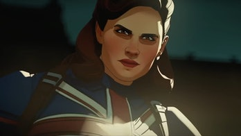 Peggy Carter What If sexism Captain America
