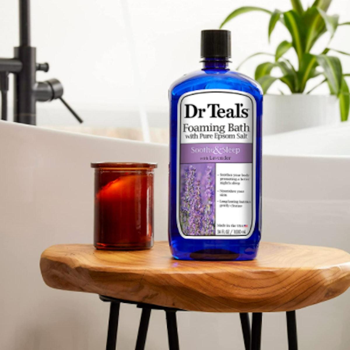 Dr Teal's Foaming Bath with Epsom Salt