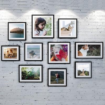 Upsimples Picture Frames (Set of 5)
