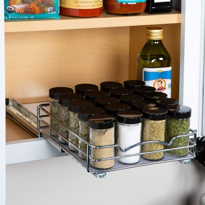HOLDN' STORAGE Cabinet Spice Rack Organizer