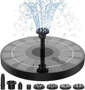 AISITIN Solar Fountain Pump