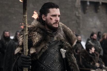 Kit Harington as Jon Snow in HBO's 'Game of Thrones.' Photo via Helen Sloan/HBO