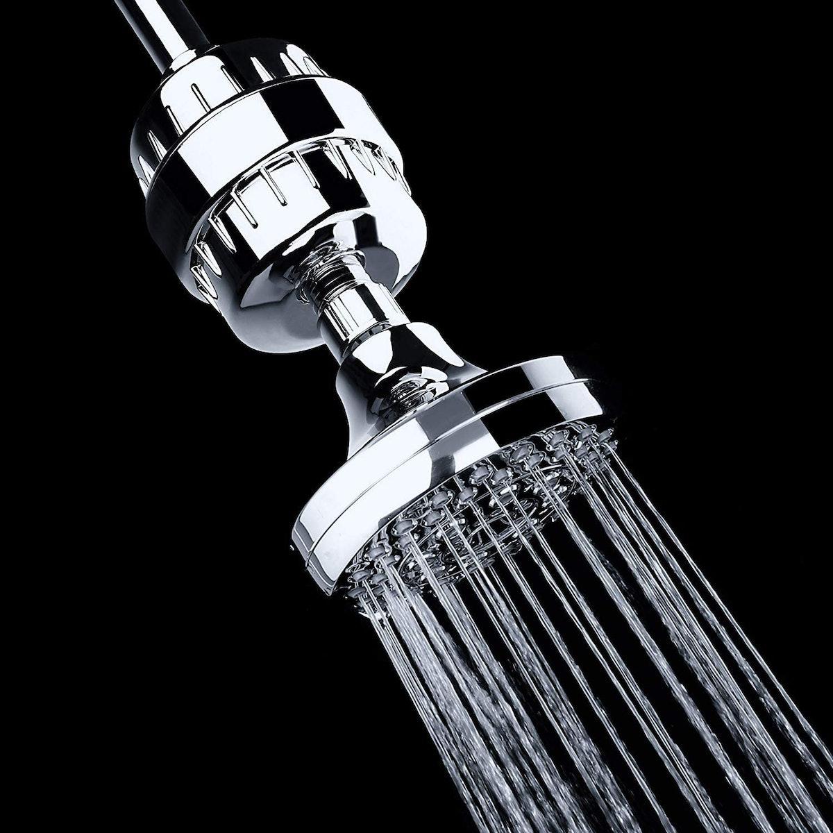 AquaBliss High Output 12-Stage Shower Filter