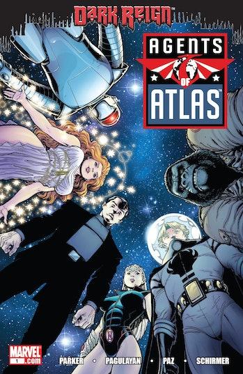 Agents of Atlas Marvel