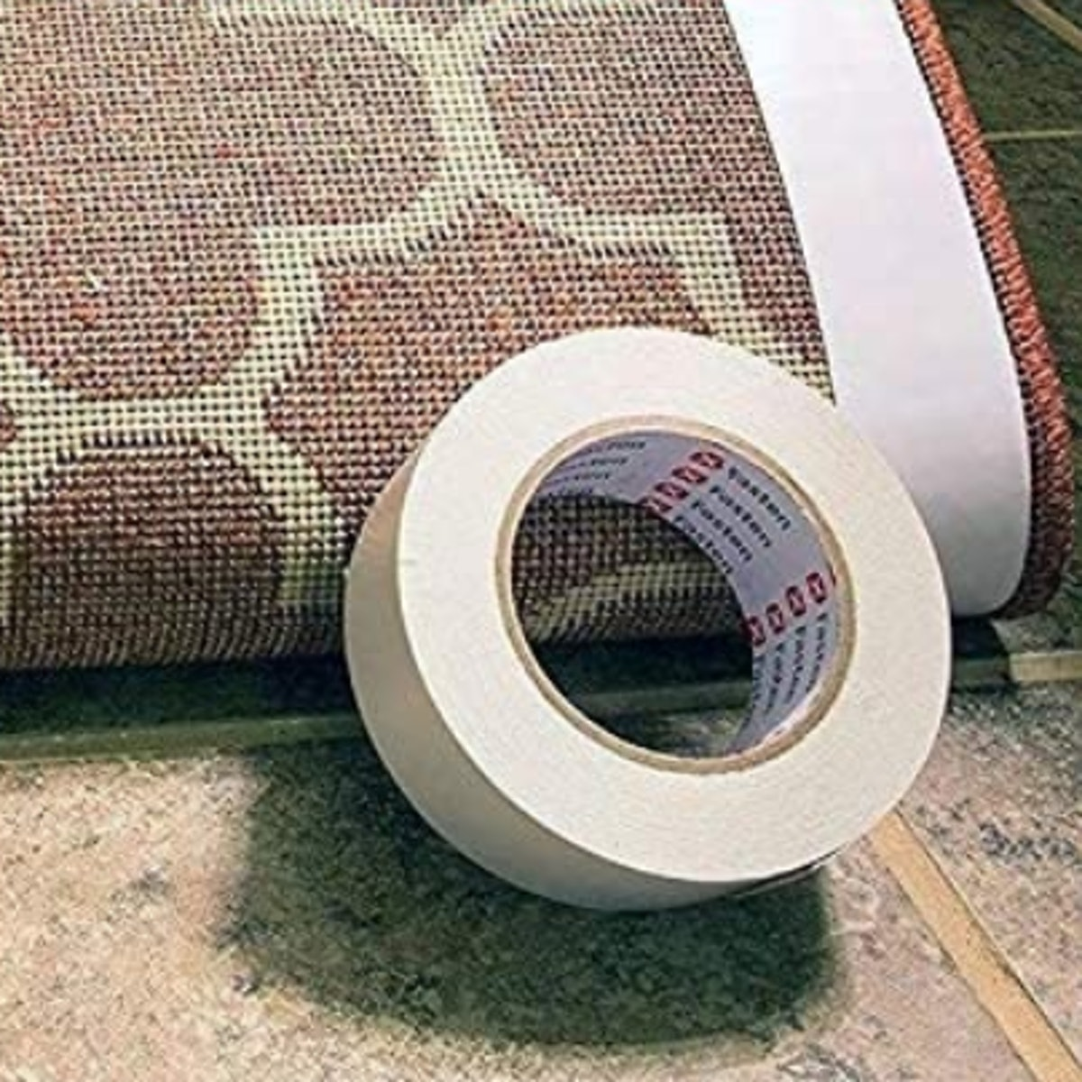 iPrimio NeverCurl Double Sided Rug Tape