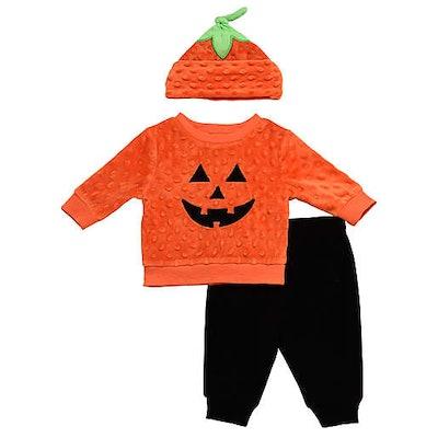 3-Piece Halloween Jogger Set