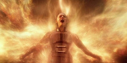 Sophie Turner stars as a Phoenix-possessed Jean Grey in 'X-Men: Dark Phoenix.'