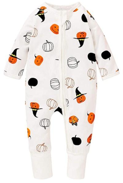 Halloween Pattern Jumpsuit