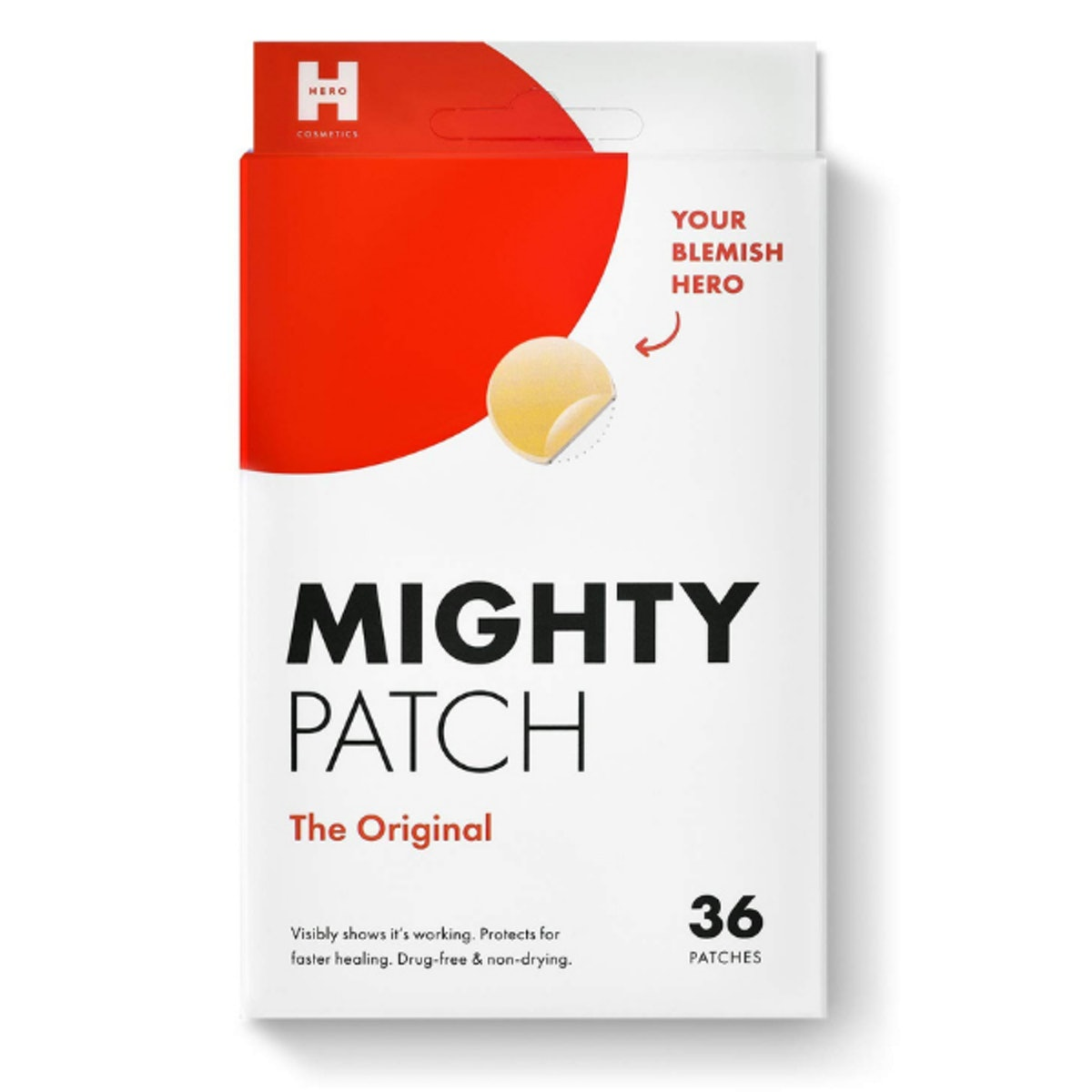 Hero Mighty Patch Original