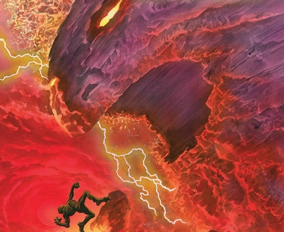 The One Below all rears its head on the cover of Marvel Comics' 'The Immortal Hulk' #12.