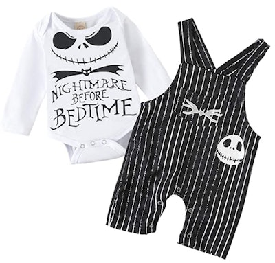 Nightmare Before Bedtime Outfit