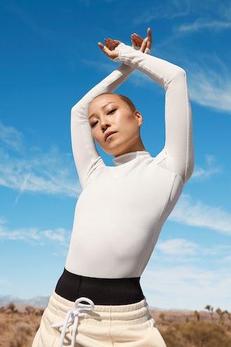 Adidas x Karlie Kloss Long Sleeve Tee