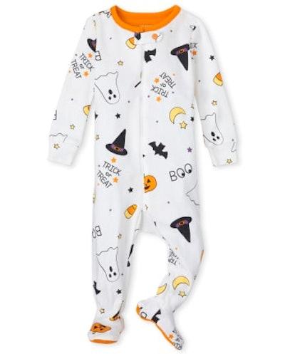 Halloween One-Piece Pajamas