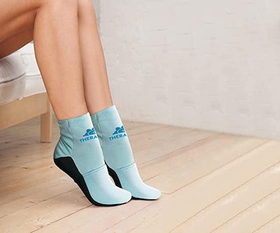 TheraCloud Cloud Therapy Ice Socks (2 Pairs)