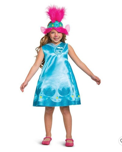 Poppy Troll Halloween Costume