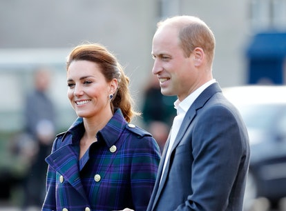 Prince William and Kate Middleton left a message for British Olympians.