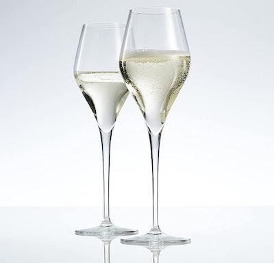 Schott Zwiesel Tritan Crystal Champagne Flutes (Set of 6)