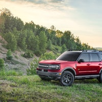 Review: It's the Bronco Sport, people — and it's a terrific little SUV