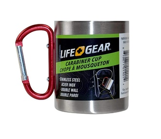 Life Gear Stainless Steel Double Walled Mug