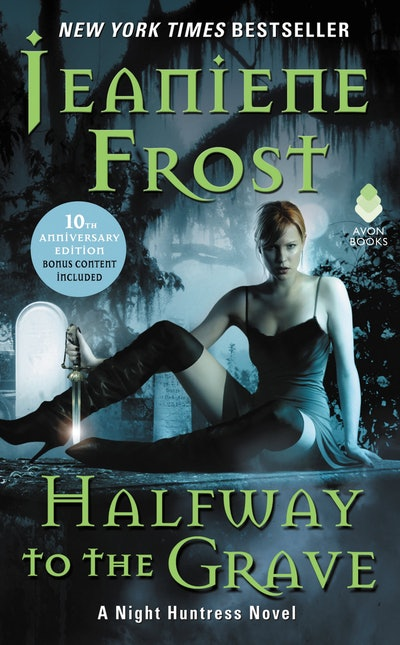 'Halfway to the Grave' by Jeaniene Frost