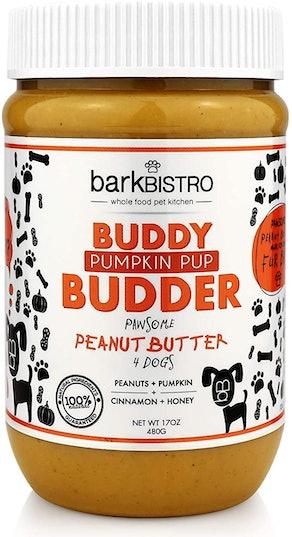 BUDDY BUDDER Pumpkin Pup Buddy Budder