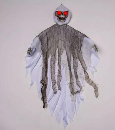 "Hyde & EEK! Boutique™ 30"" Skull with Lights Halloween Decorative Mannequin"