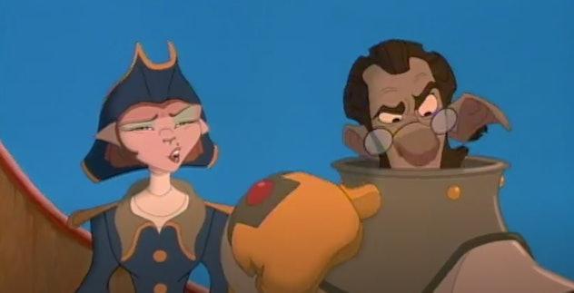 'Treasure Planet' is streaming on Disney+.