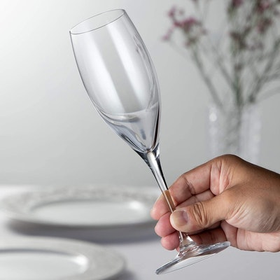 Riedel Vinum Cuvée Prestige Glasses (Set of 2)