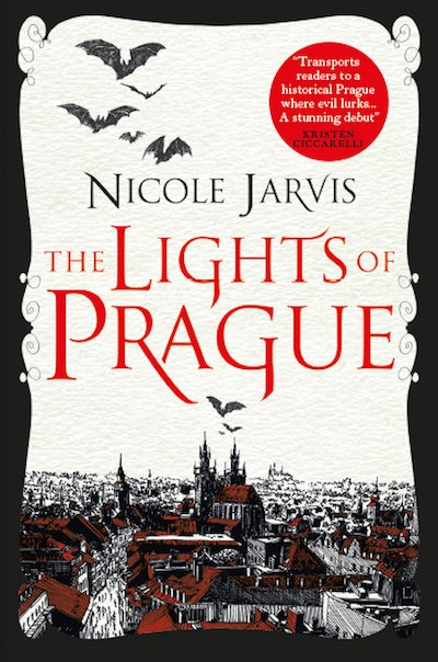'The Lights of Prague' by Nicole Jarvis