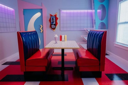 This Airbnb is inspired by the now-iconic '90s sitcom Saved by the Bell.