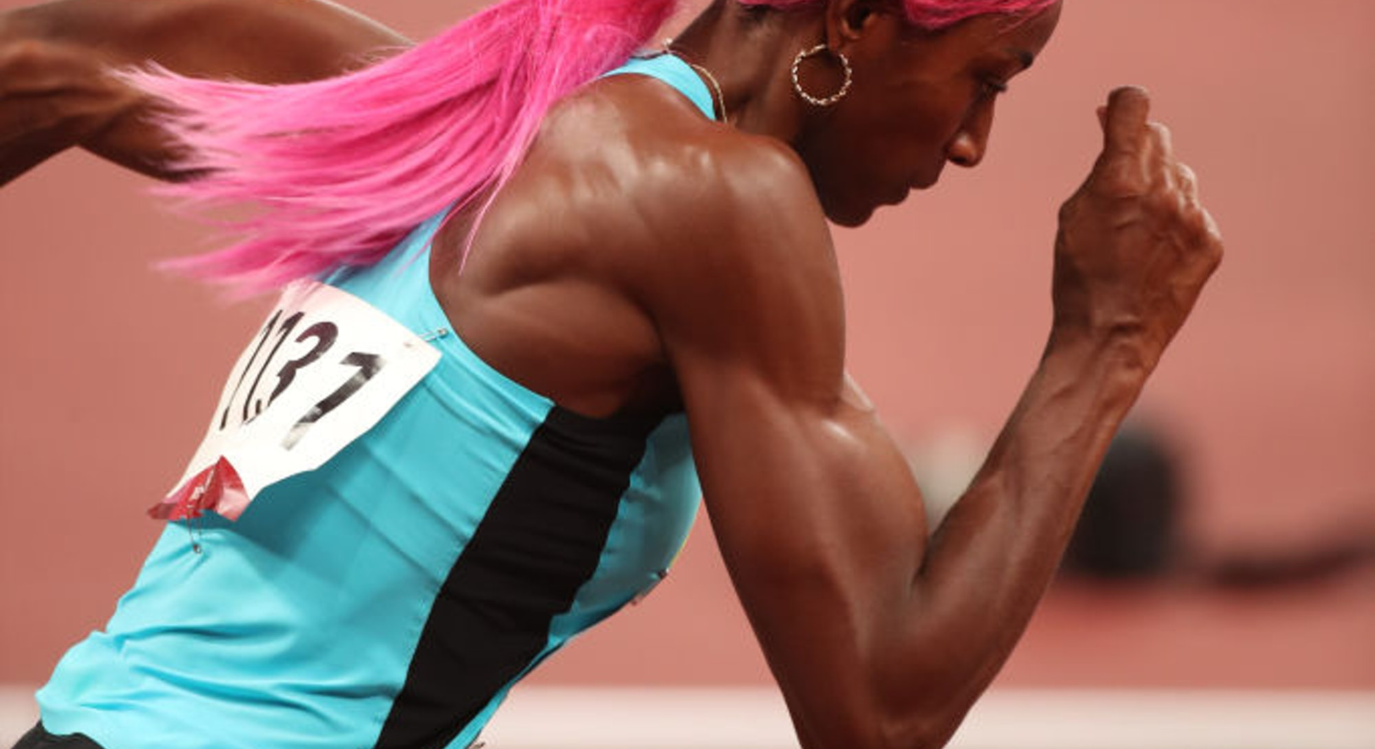 13 of the most colorful hair moments at the 2021 Olympics in Tokyo.