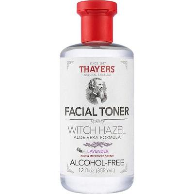 Thayers Alcohol-Free Witch Hazel Toner, 12 Oz.