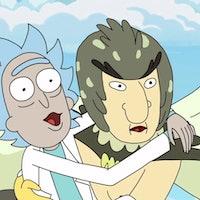 "'Rick and Morty' Season 5 finally reveals ""Birdperson's big day"""