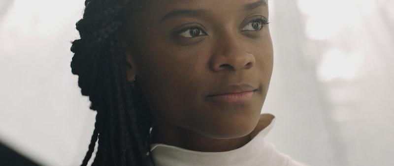 Letitia Wright in 'I Am Danielle'