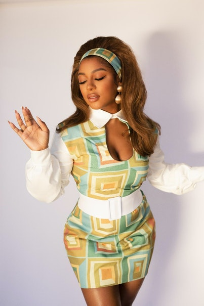 Victoria Monét covers NYLON's Soundcheck column the week of August 9, 2021.
