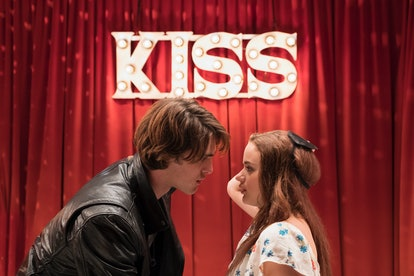 """Joey King and Jacob Elordi in """"The Kissing Booth."""""""