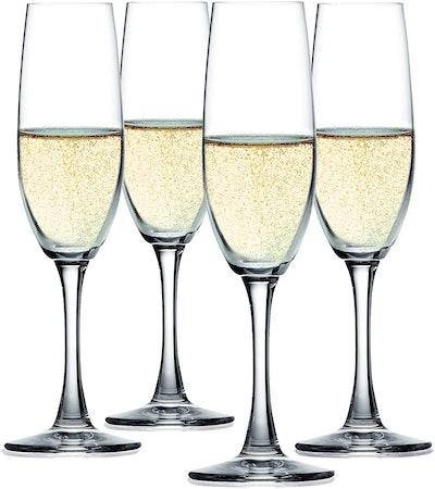 Spiegelau Salute Champagne Flutes (Set of 4)