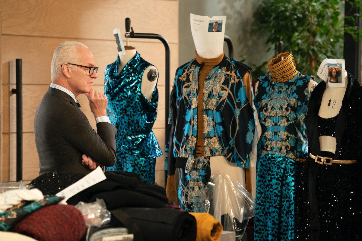 "Tim Gunn on Amazon Fashion's 'Making the Cut."""