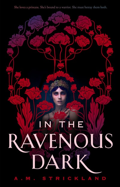 'In the Ravenous Dark' by A.M. Strickland